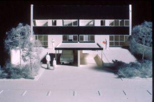 Model of Stanton High House Type