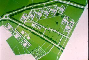 Greenleys layout model
