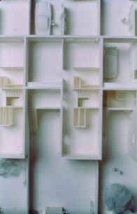 Lanhall house type detail model