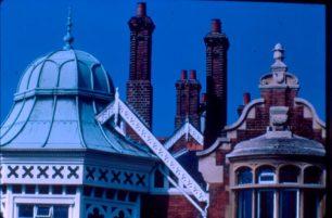 Bletchley Park Roof Details