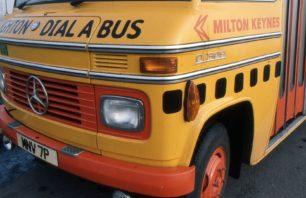 Woughton Dial a Bus