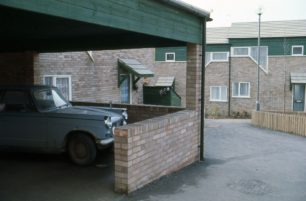 Car port in Eaglestone