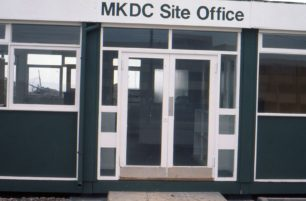 Milton Keynes Development Corporation Site Office