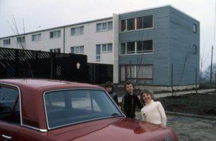 Three boys in Netherfield