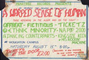 A Warped Sense Of Human [poster]