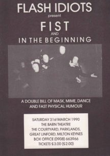 Fist & In The Beginning