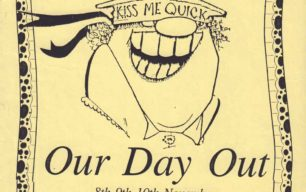 Our Day Out [poster for play]