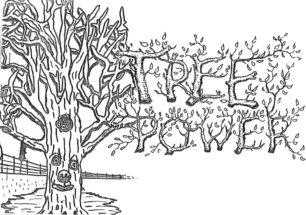 Tree Power 1980 logo