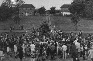 The Festival procession 1980