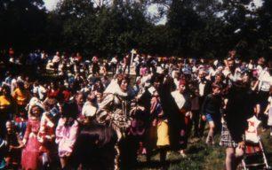 'Queen Elizabeth I' procession 1981