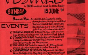 Great Linford Festival Sunday 15th June 1997