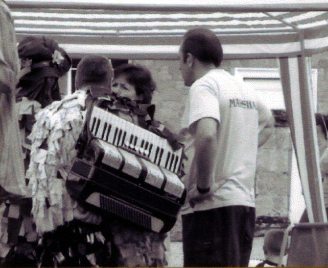 Musicians in 2002