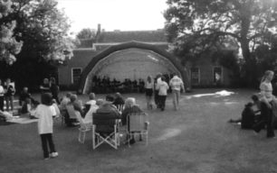 Festival stage in 2002