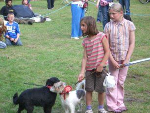 Dog show winner 2007