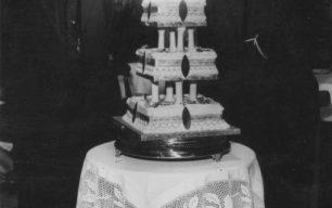 Bradwell Silver Band 50th Anniversary Dinner 1951.