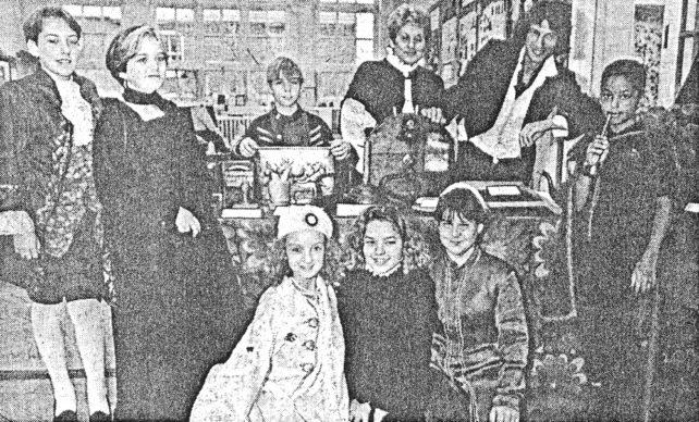 1990 New Bradwell Combined School Curriculum Award.