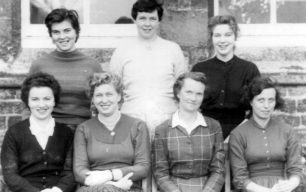 Two groups of teachers - school unknown
