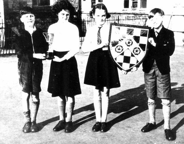 Bradwell Junior Shield.