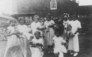 1939-40 Bradwell School group