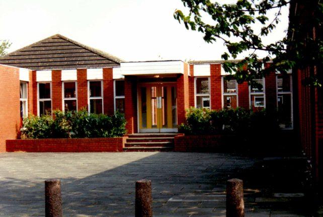 Bounty Street School.