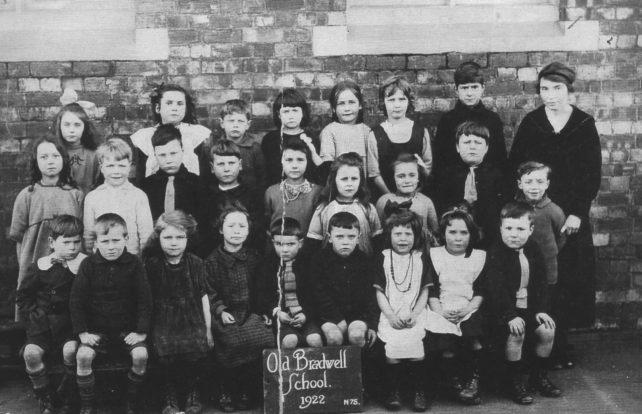 Old Bradwell School