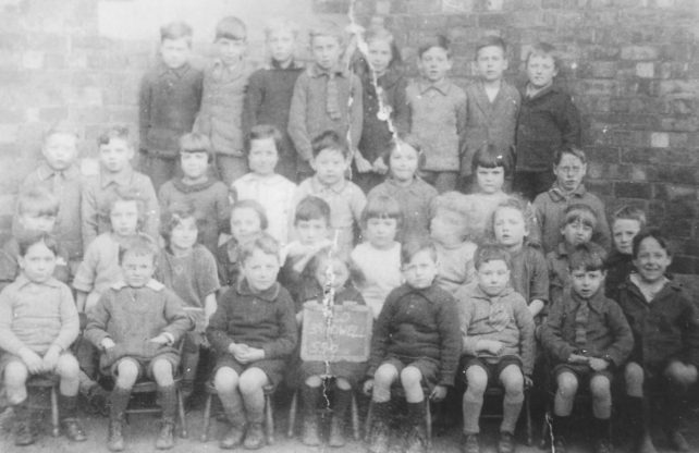 Old Bradwell infants