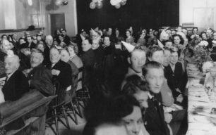 Bradwell Silver Band, 50 Years Anniversary 1951.