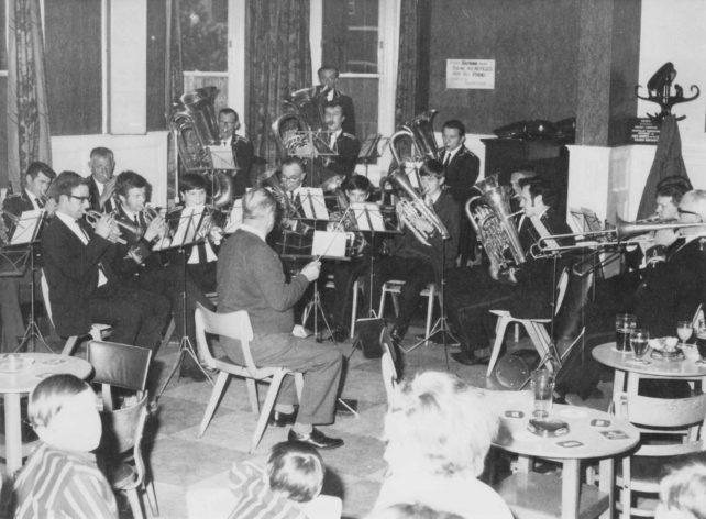 Bradwell Silver Band.