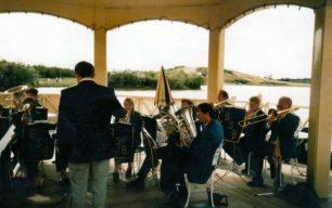 Bradwell Silver Band, Water Meet Park - Aylesbury.