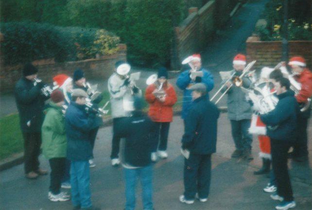 Bradwell Silver Band