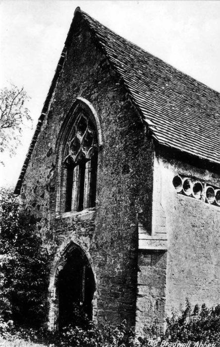 Old Bradwell Abbey