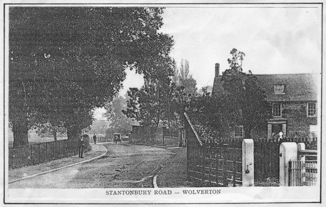 Stantonbury Road