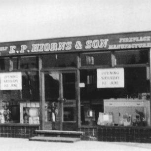 E P Hiorns & Son DIY shop in Newport Road