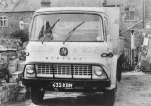 E P Hiorns & Son lorry