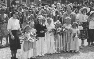 St Peters Carnival 1950 Fancy Dress.