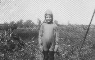Beryl Eaton, evacuee 1940.