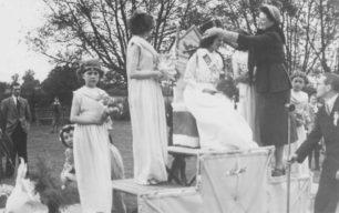 Carnival Crowning Ceremony