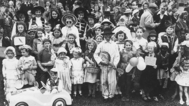 1948 Whitmonday Fete by St Peters Football Club