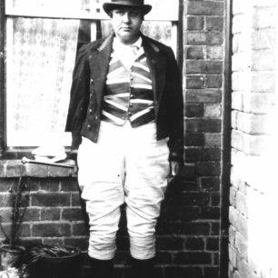 John Bull costume