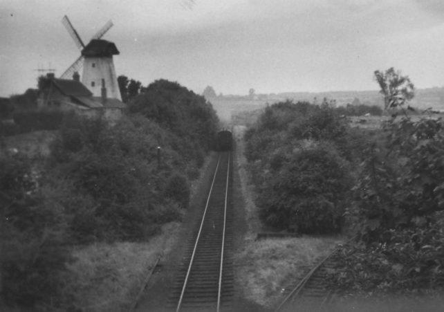The Last Train at New Bradwell