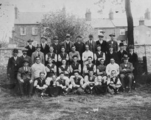 Stantonbury St Peters AFC Football Club 1923-24.