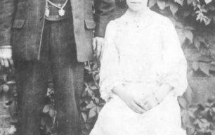 Mr Herbert Cook & Mrs Clara Cook.