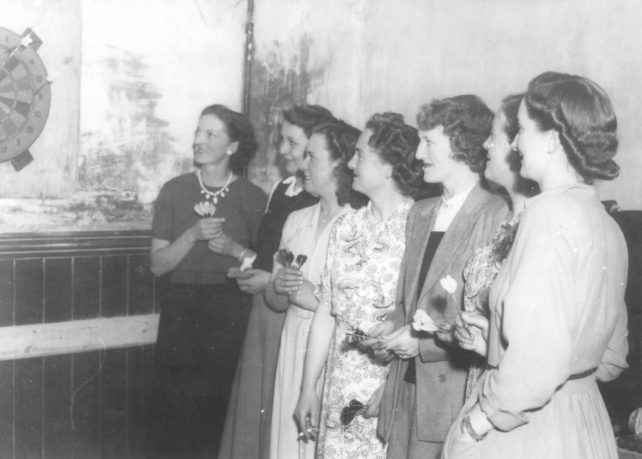 New Bradwell British Legion Ladies Section