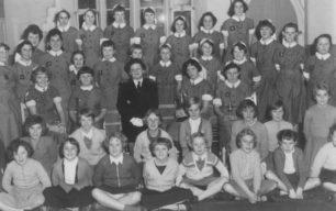 New Bradwell St John Nursing Cadets.