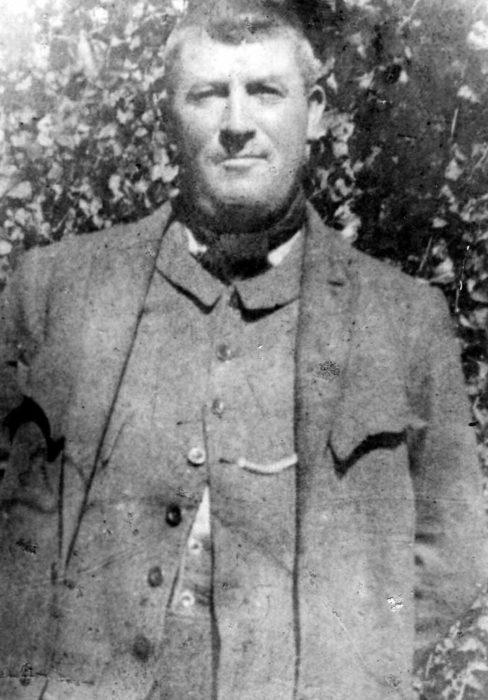 Edward 'Teddy' Goodman.