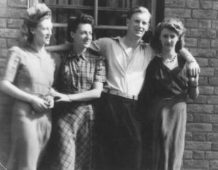Three women & a man