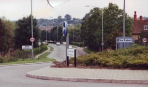 Wolverton Hill 1993