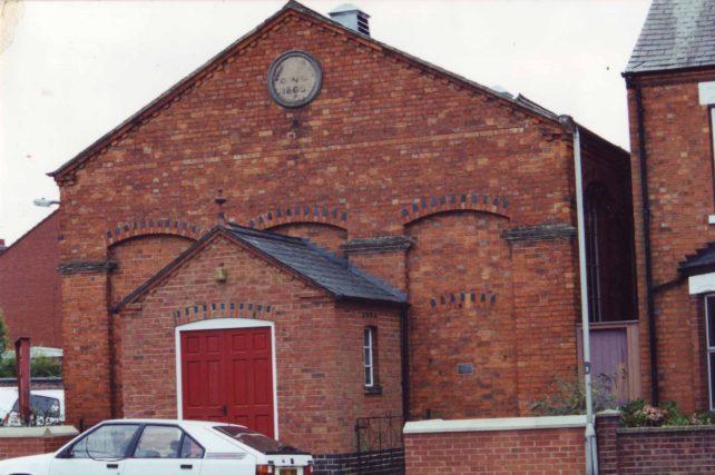 Chapel in Thompson Street