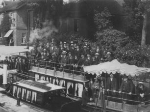 1900 Bradwell Club at Maidenhead