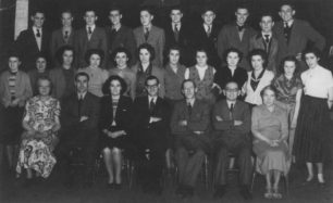 1953 Baptist Youth Club